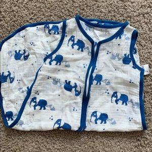 Aden and anais sleep sack w/ Elephants
